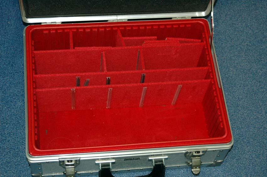 rimowa alu koffer fotokoffer case gebraucht stabil ebay. Black Bedroom Furniture Sets. Home Design Ideas